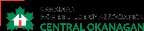 Canadian Home Builder's Association Central Okanagan logo
