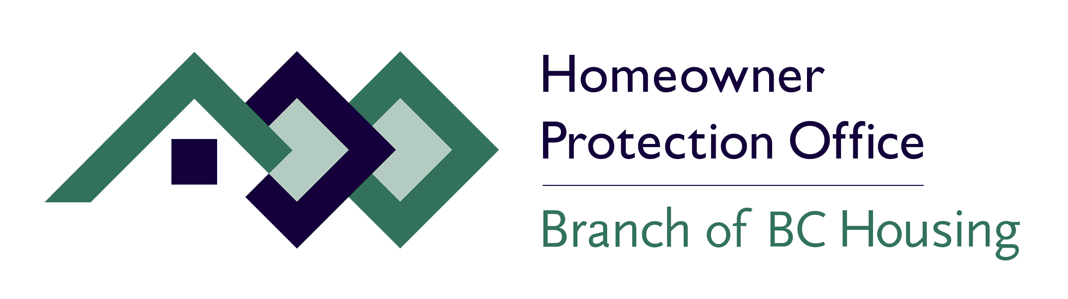 Homeowners Protection Office Branch of BC Housing logo